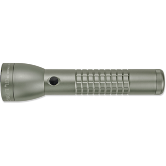 Maglite ML300LX 3-D Cell LED Torch, Olive Green 625 Lumens - S3R15