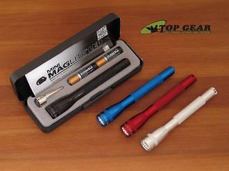 Mag Lite Mini Maglite Aaa Led Torch 56032 Black 56036