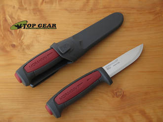 Mora Pro C Allround Fixed Blade Knife with Carbon Steel Blade - 12243