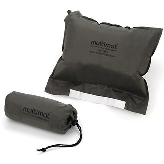 Multimat Trekker Self Inflating Cushion Pillow Od Green