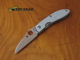 Spyderco air pocket knife cpm m4 stainless steel c159gfp for Spyderco fish hunter