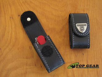 Victorinox Leather Belt Pouch Small 33263