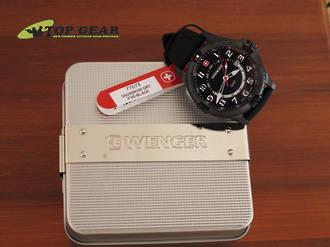 Wenger Men s Squadron GMT Watch - 77073 8efb9e8670
