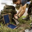 Powertraveller Tactical Soargorilla Solar Charger / Panel, Olive Green - SG002-TAC
