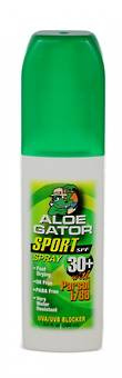 Aloe Gator Sport Spray SPF 30+