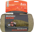 Adventure Medical Kits SOL Escape Breathable Bivvy, Olive Green - 0140-1229