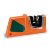 AccuSharp Compact Pull-Through Knife Sharpener, Orange - 00081