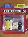 Adventure Medical Kits Pocket Survival Pak - Model 0707