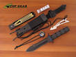 Aitor King II Survival Knife with Survival Kit - 16013