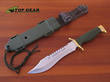 Aitor Oso Blanco Bushcraft Knife - 16009