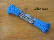 Atwood Rope Manufacturing 4 Strand Tactical Cord 275 lbs test, Blue - 33202
