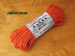 Atwood Rope Manufacturing 550 Paracord Rope, Burnt Orange - 55205