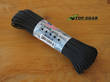 Atwood Rope Manufacturing 550 Paracord Rope, Black - 55113