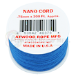 Atwood Rope Manufacturing Nano Cord - Blue 40004