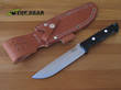 Bark River Bravo 1.5 Bushcraft Knife - 07-114-BC