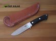 Bark River Classic Drop-Point Knife - Long Bolster