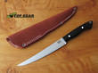 Bark River Kalahari Fillet / Boning Knife - S35VN Steel 12-114M-BC
