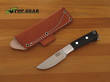 Bark River Woodland Special Knife - S35VN Steel - 01-134M-BC