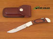 Bear and Son Lockback Hunting Knife - Rosewood 262R