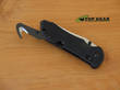Benchmade 915 Triage Rescue Knife with Safety Cutter and Glass Breaker