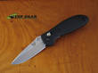 Benchmade Mini Griptilian Drop-Point Folding Knife - 556 D/P