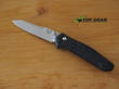 Benchmade Osborne 940-2 Folding Knife, CPM S30V Stainless Steel, Black G10 Handle - 940-2