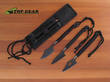 Black Legion 3-Piece Harpoon/Knife Set - BV154