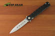 Boker Magnum Thunderbolt Folding Knife - Black 01RY542