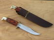Buck 119 Special BR Hunting Knife with Wood Handle - Model 119BRS-B