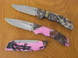 Buck Bantam BLW Folding Lockback Knife - Camo - 2 Colours