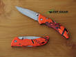 Buck Bantam BBW Head Hunterz Folding Lockback Knife - 284CMS9-B