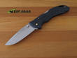 Buck Bantam BHW Lockback Knife, Black - 286BKS-B