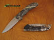 Buck Bantam BLW Folding Lockback Knife - Camo 285CMS-B