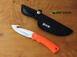 Buck Bucklite Max Guthook Hunting Knife - Orange 679ORG-B