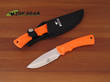 Buck Bucklite Max Drop-Point Knife with Orange Handle - 6790RSBC-B