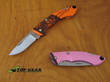 Buck Nano Bantam Lockback Pocket Knife - Camo, Pink or Black