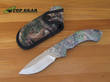 Buck Omni Hunter 10 Pt Folding Knife, Camo Handle - 395CMS20-B