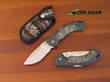 Buck Omni Hunter 12 Pt Folding Knife Camo, 12C27M Stainless Steel - 399CMS-B