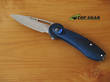 Buck Revel Pocket Knife - Blue 766BLS-B