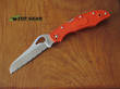 Spyderco Byrd Cara Cara 2 Rescue Knife - BY17SOR2