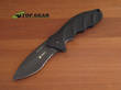CRKT Ken Onion Foresight Folding Knife - Serrated Edge K220KKS