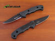 CRKT Hammond Cruiser Pocket Knife - Black Straight or Semi-Serrated Edge
