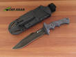 CRKT Hammond FE7 Tactical Fixed Blade Knife - 2208