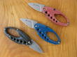 CRKT Lumabiner Knife With Light - 3 Colours