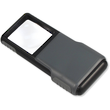 Carson PO-55 Minibrite 5x Pocket Magnifier with LED Light and Aspheric Lens
