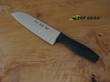 Case 7 Inch Santoku Knife, Black Polymer Handle - 31717