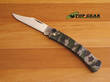 W.R. Case Caliber Small Camo Lockback Pocket Knife - 00118