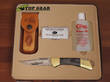 W.R. Case Mako Lockback Knife Gift Set - 00404