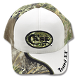Case XX Adjustable Camo Cap with Embroidered Case Logo - Camo/Khaki 50004