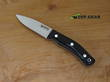 Casstrom No. 10 Swedish Forest Knife, Black G10 Handle, 14c28n Stainless Steel - 13120